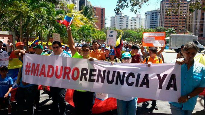 Fiscal,Constituyente,Venezuela,marcha,oposición,