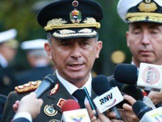 Mayor general,Venezuela