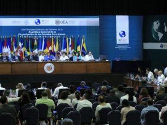 OEA,sin acuerdos,Venezuela,