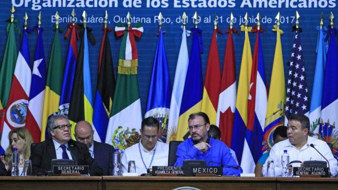 OEA,fracaso,resolución,Venezuela,