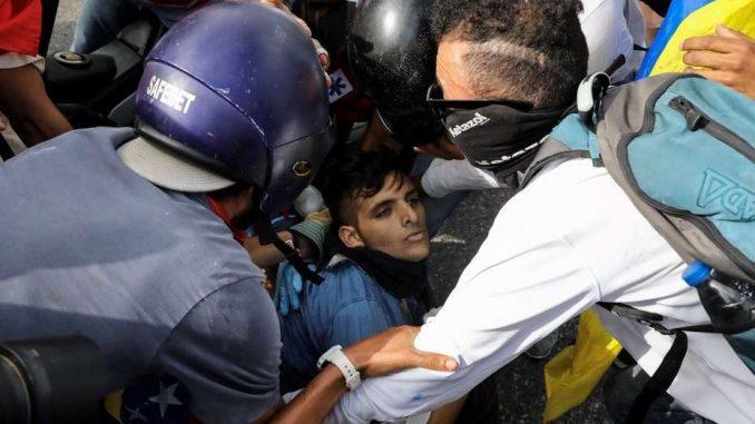 exilio venezolano,protesta,pronunciamiento internacional,