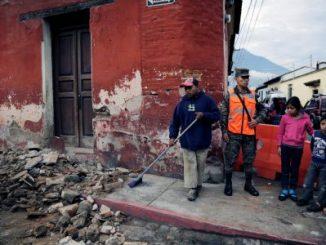 Terremoto,Guatemala,El Salvador,Honduras,