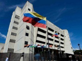 Supremo,fiscal,Venezuela,inadmisible recurso,