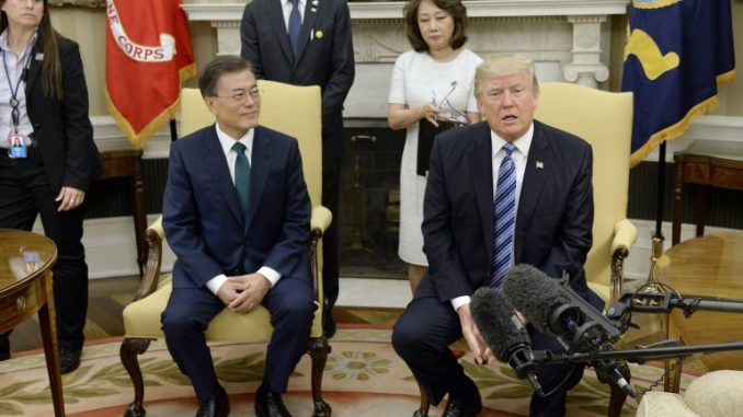 Donald Trump,Corea del Norte,