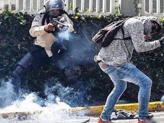 represión chavista,Venezuela,