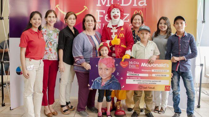 Comisión Nicaragüense de Ayuda al Niño con Cáncer (CONANCA)
