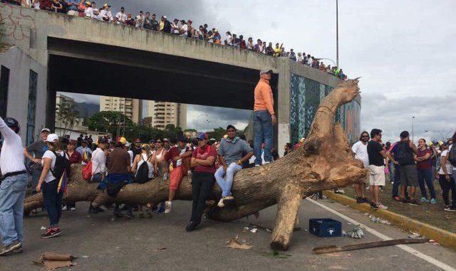 trancazo,Venezuela,