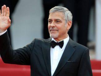 George Clooney, en la última edición del Festival de Cannes, en mayo de 2016