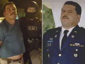 jefe de la Policía a paramilitar narco: