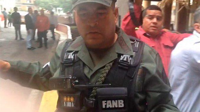 fiscalía,Venezuela,imputa,coronel,Parlamento,