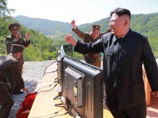 Corea del Norte,misil,