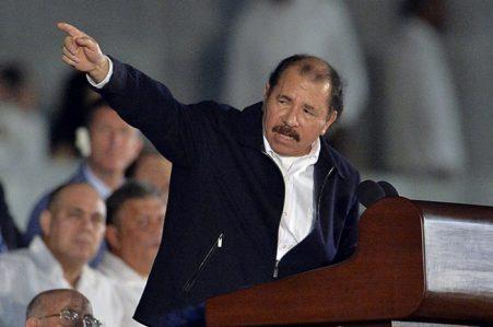 Dictadura de Ortega