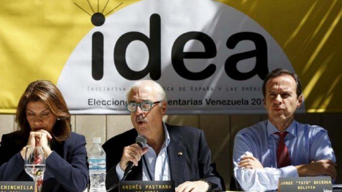 expresidentes,plebiscito,Venezuela,