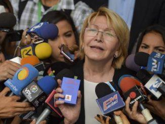 Fiscal Luisa Otega,Venezuela,