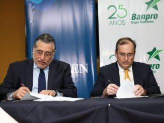APEN y Banpro Grupo Promerica