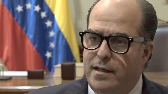 Julio Borges,Parlamento,