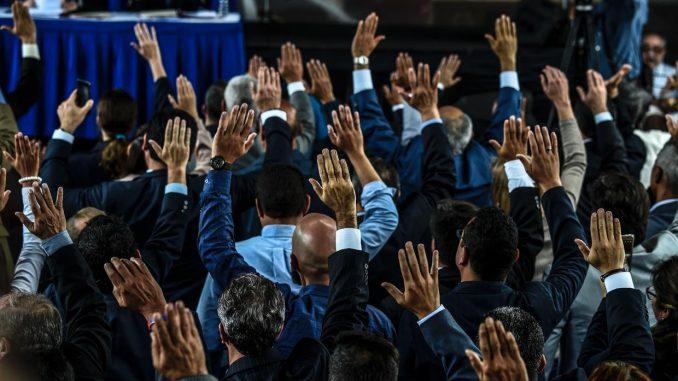 cacería,magistrados,Nicolás Maduro,