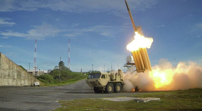 antimisiles,THAAD,EEUU,Corea del Norte,
