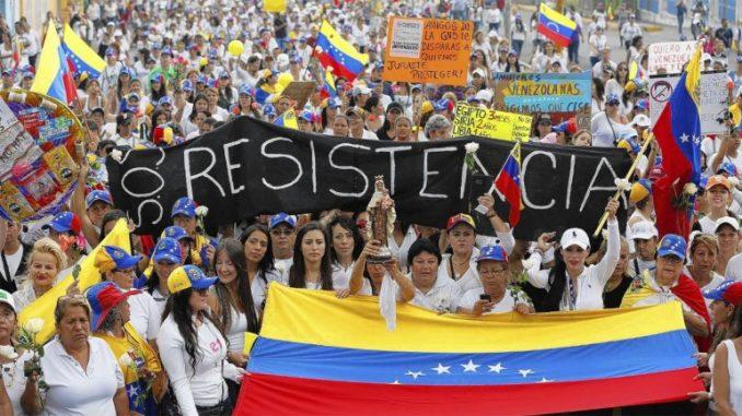 Toma de Venezuela,oposición,Constituyente,