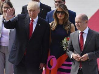 Donald Trump,Alemania,Cumbre G20,