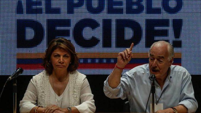 Venezuela,expresidentes,consulta,