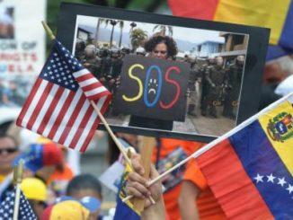 exilio,Venezuela,