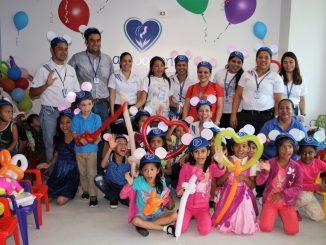 Voluntarios de Casa Pellas