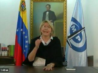 Constituyente,fiscal Luisa Ortega,