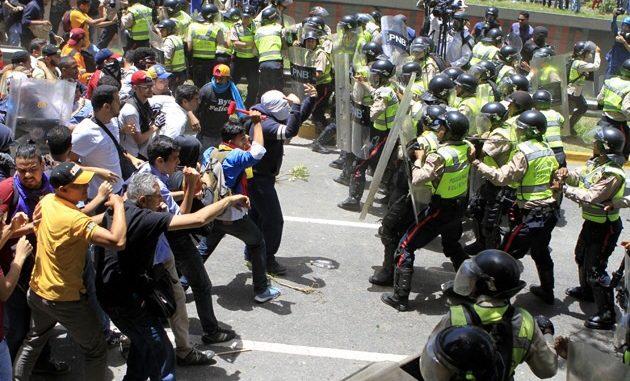 Repudio internacional,constituyente,Nicolás Maduro,