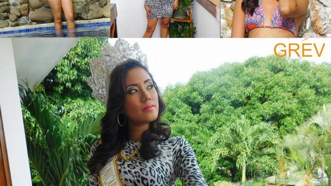 """Miss Nicaragua Centroamérica 2016"","