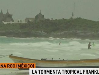 Tormenta Tropical Franklin