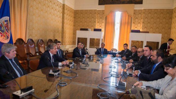 magistrados venezolanos,OEA,