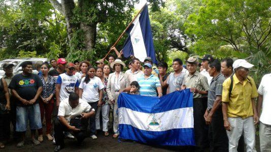 Bianca Jagger-Isla de Ometepe