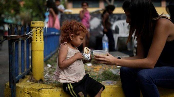 caritas,desnutrición,Venezuela,