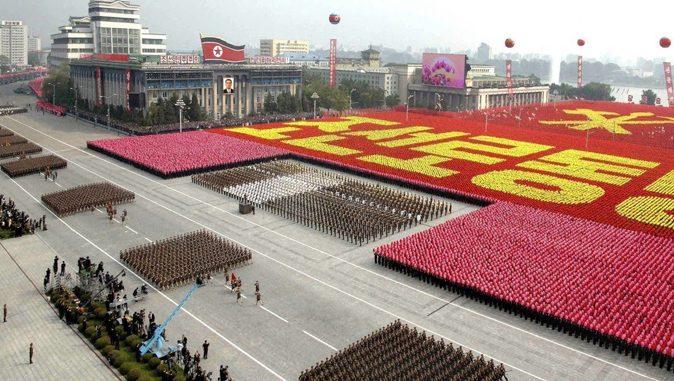 Corea del Norte,Estados Unidos,