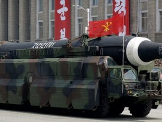 Corea del Norte,4 misiles,Guam,