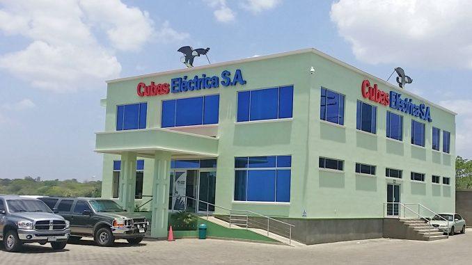 Cubas Eléctricas SA