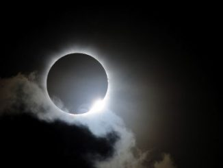 eclipse total de sol,la NASA,