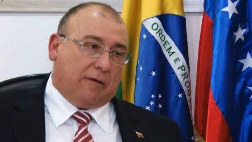 Embajador Diego Molero