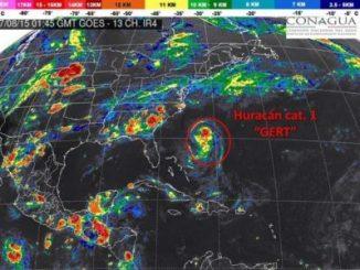 Gert,huracán,Océano Atlántico,