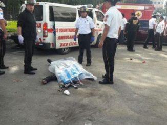 4 muertos,tiroteo,Guatemala,