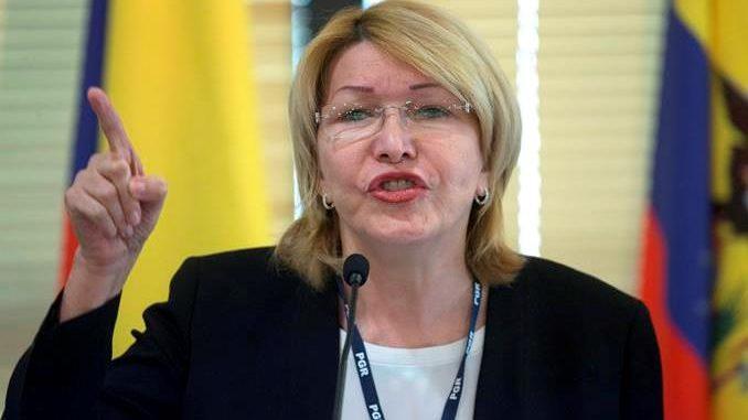 Luisa Ortega,Diosdado Cabello,Odebrecht,