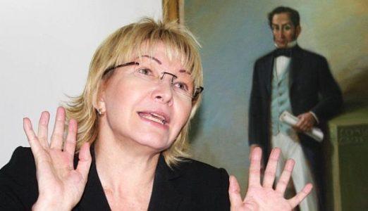 Fiscal Luisa Ortega,amenazas,Venezuela,