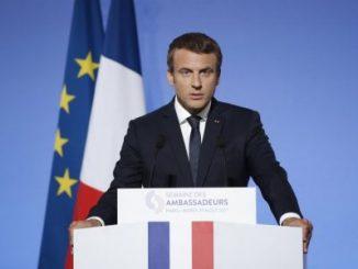 Macron,.Francia,dictadura,Venezuela,