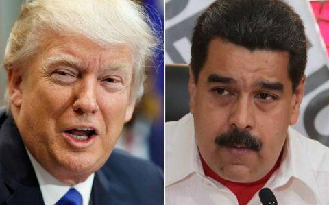 MaduroTrump