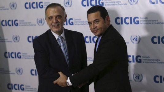 Guatemala,Cicig,expulsión,