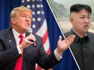 Donald Trump,Corea del norte