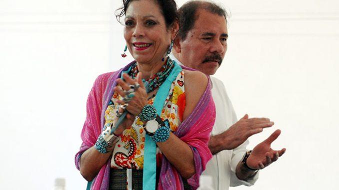Rosario Murillo,dedazo,