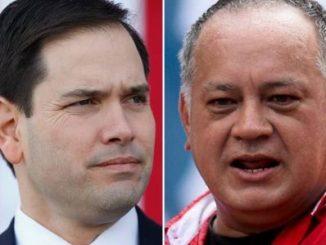 Marco Rubio,Diosdado Cabello,