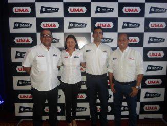 Foto/ Lanzamiento de Grupo UMA en Nicaragua en alianza con Bajaj
